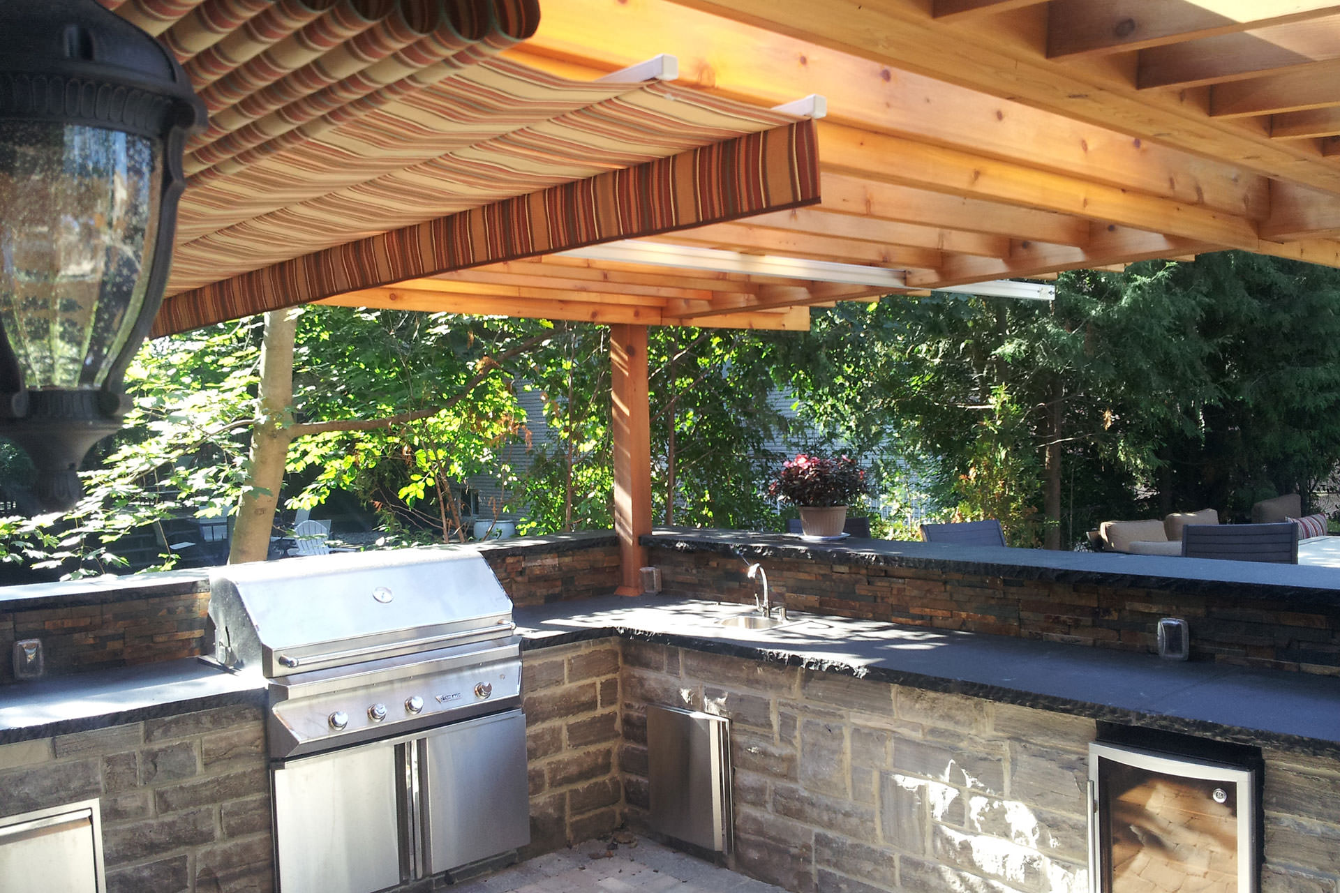 Cover More Space with Cantilevered Canopies