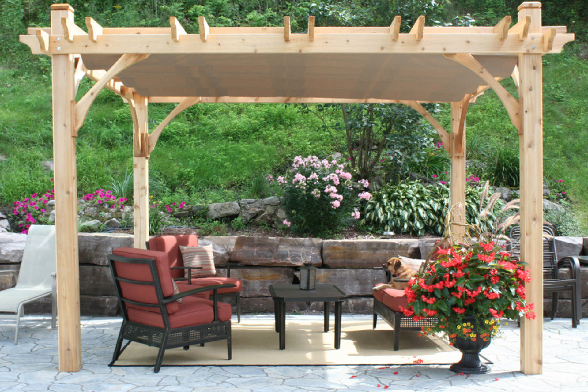 Shade Canopy Fabrics The Details Of