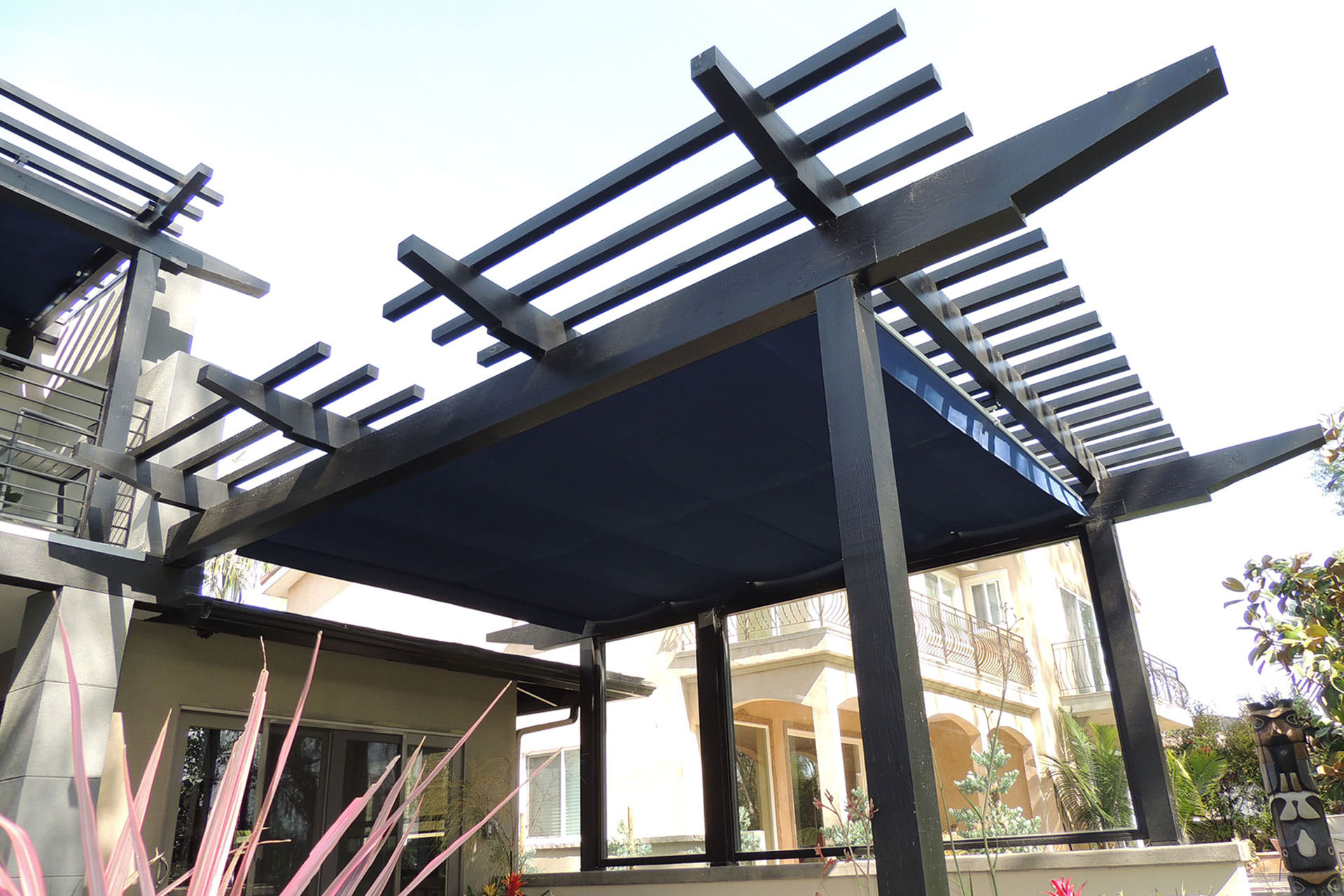 Shade Canopies In Los Angeles Shadefx Canopies