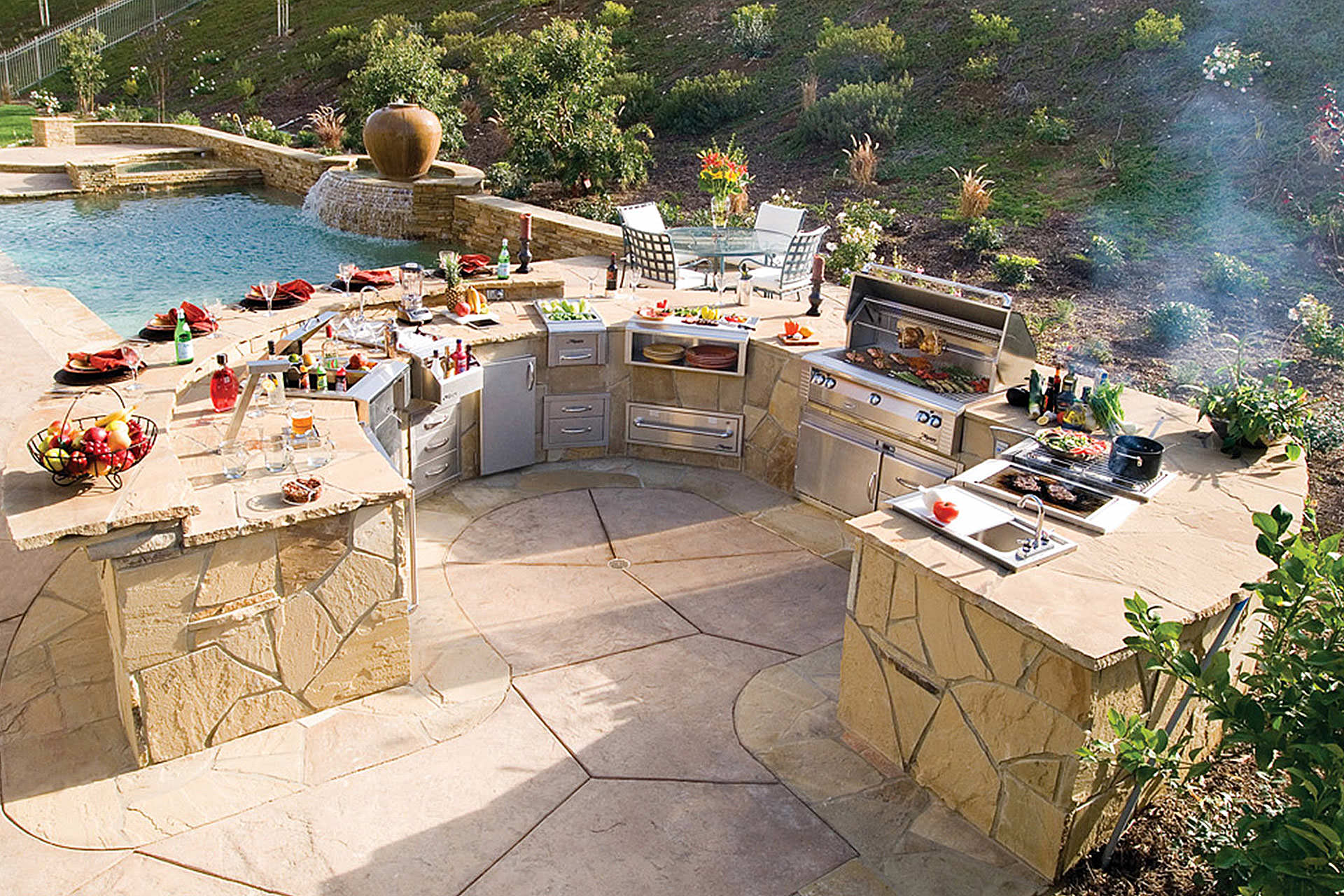 Merveilleux Outdoor Kitchen Appliances