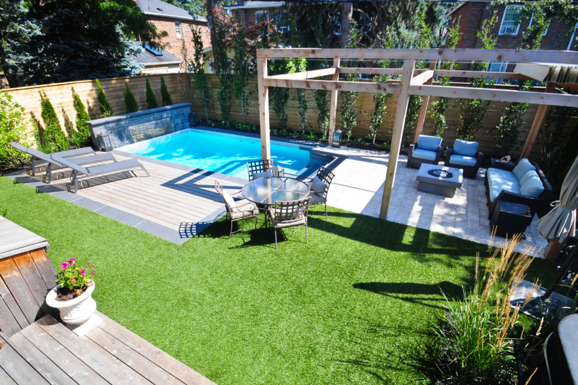 Why you should consider the elements when designing your outdoor space - Landscape elements that you should consider for your yard ...