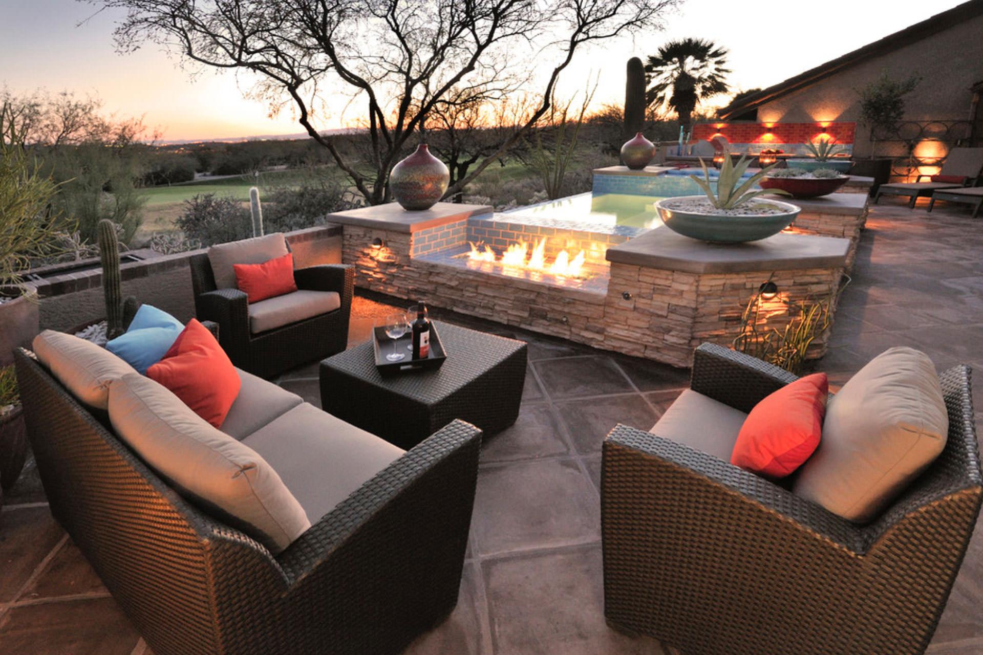 Choosing Outdoor Furniture Weatherproof Fabrics