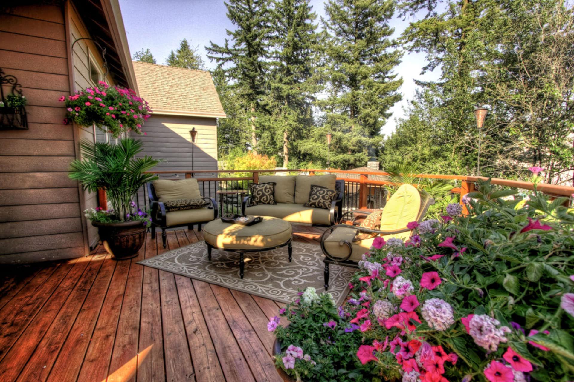 Deck Materials Cedar