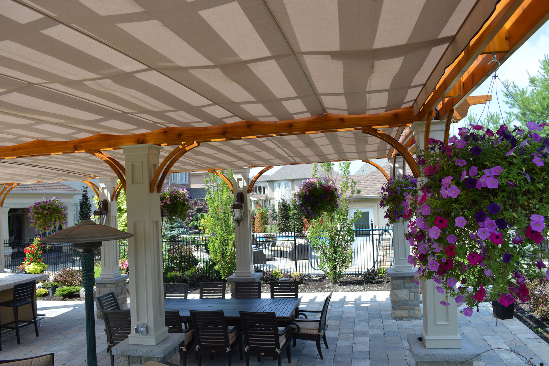 Retractable Canopies in Vaughan | ShadeFX Canopies
