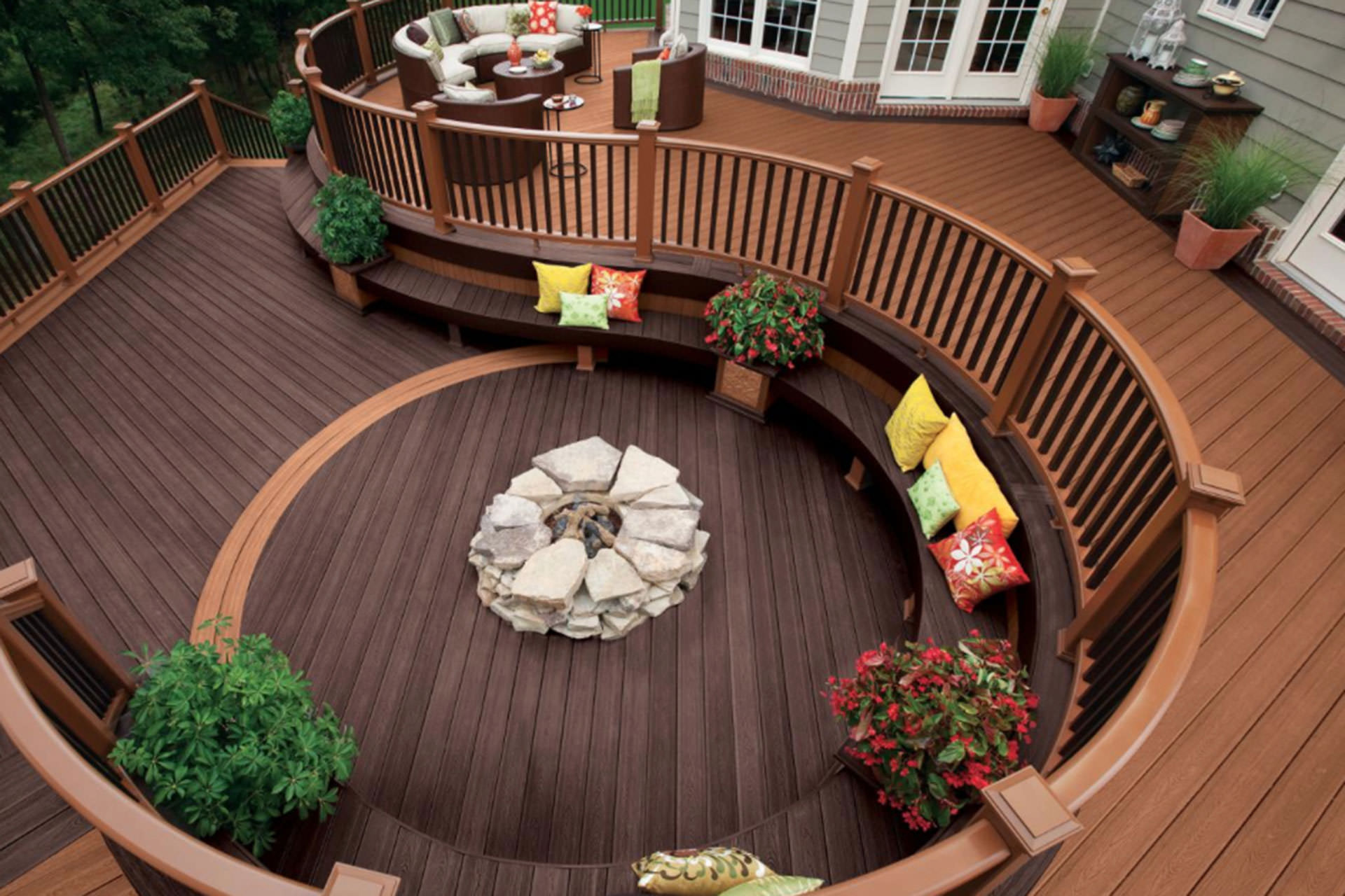 Wood Composite Or Pvc A Guide To Choosing Deck Materials