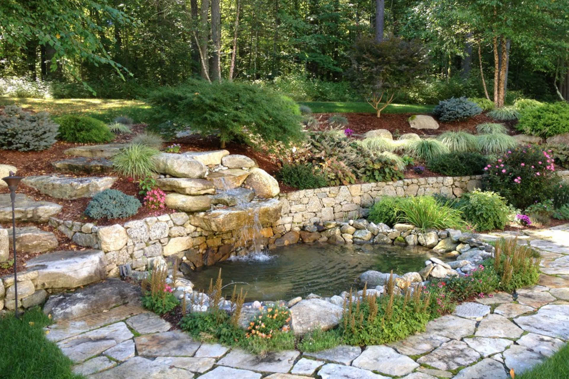 Hardscaping Design Focal