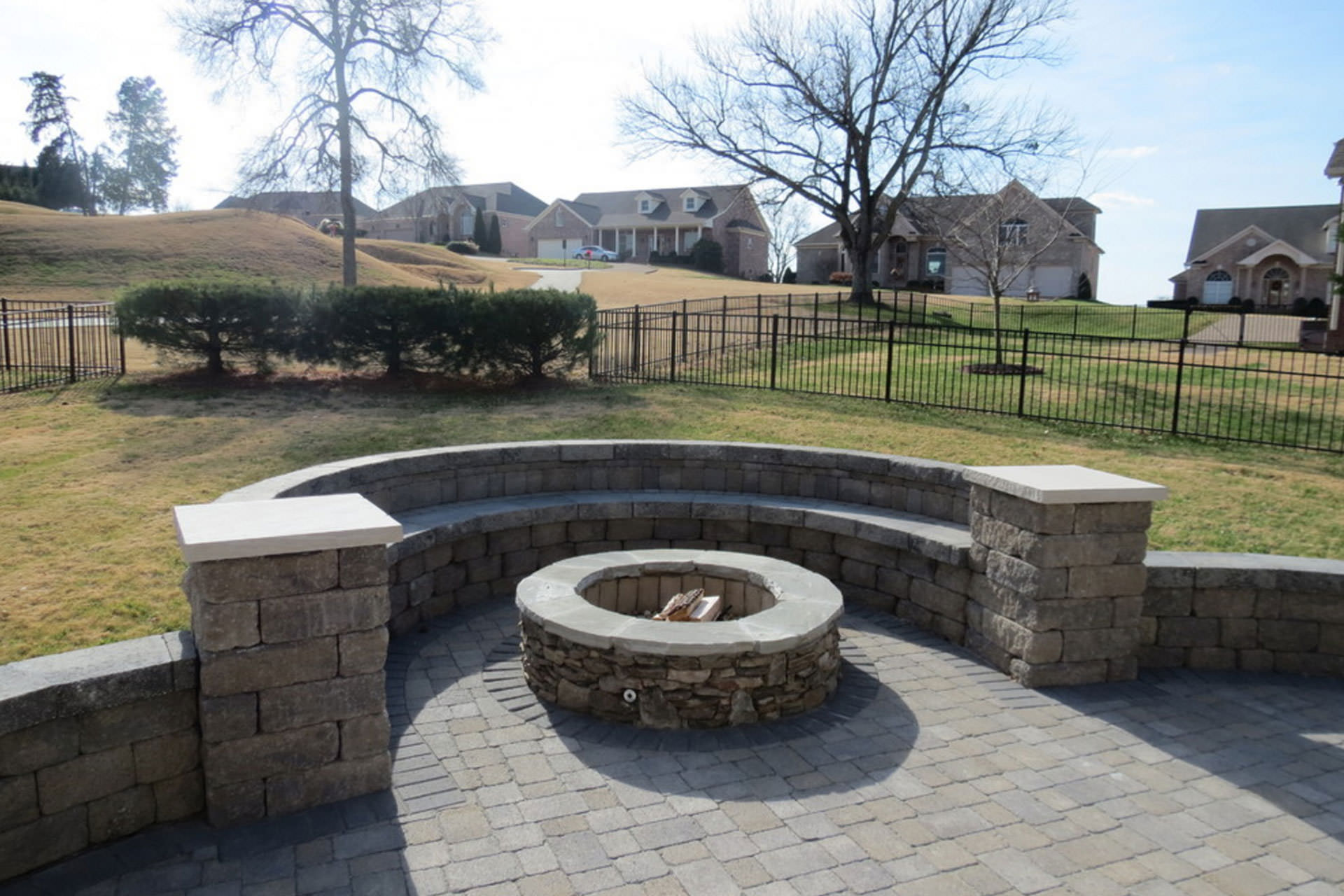 Hardscaping Design Material