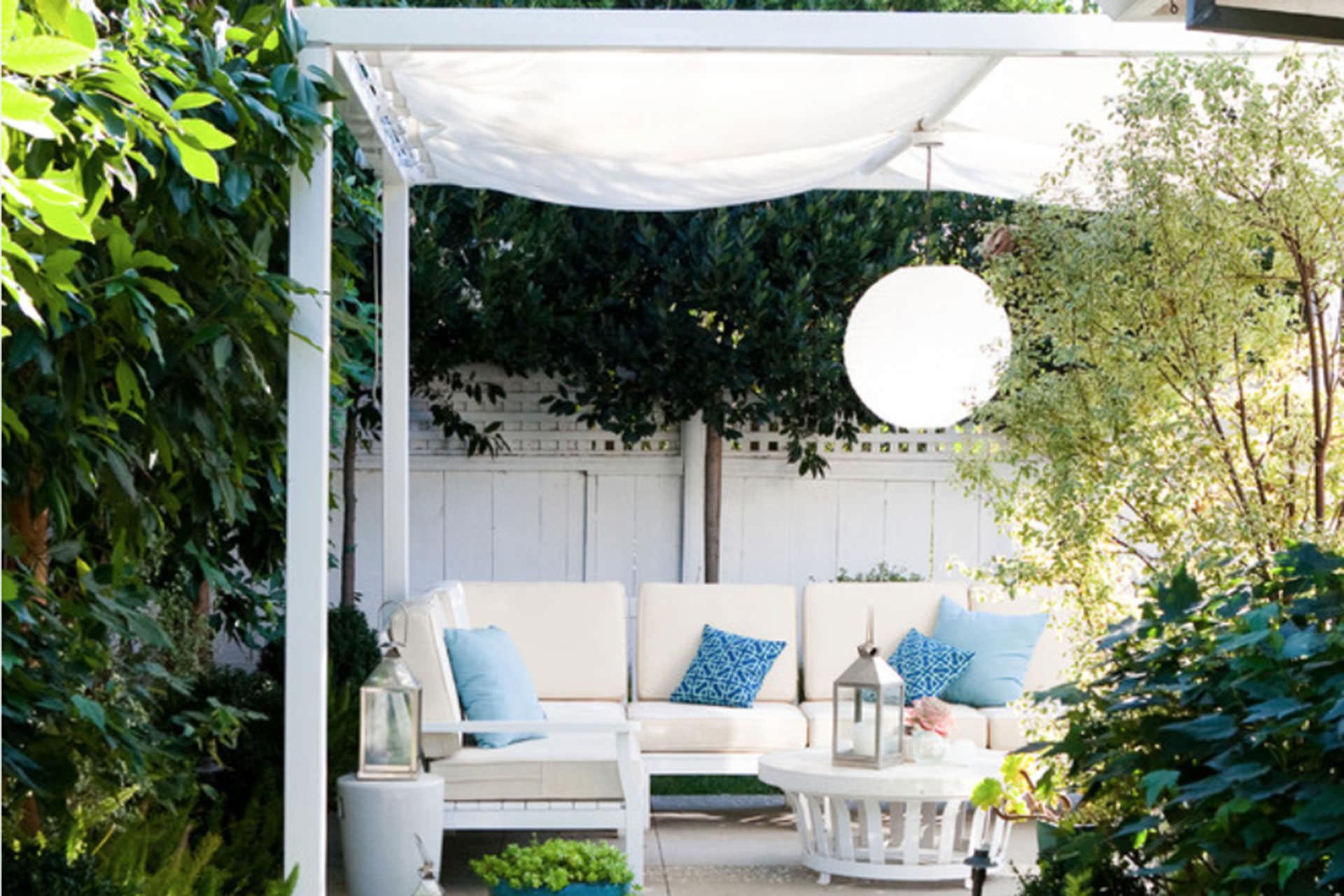Outdoor Fabrics Canopy