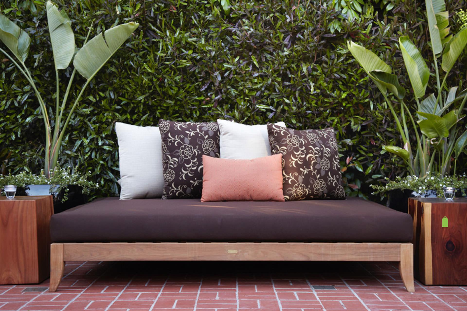 Outdoor Fabrics Pillows