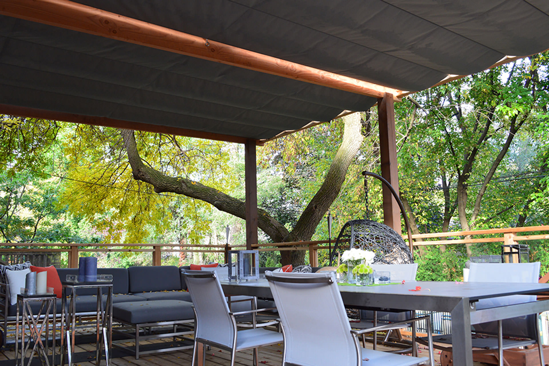Five Patio Shade Ideas