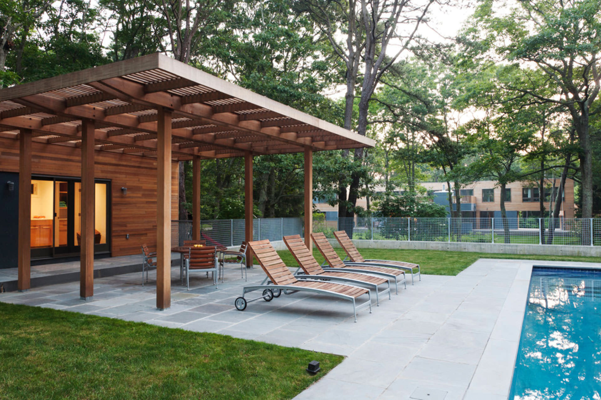 Patio Shade Ideas Pergolas