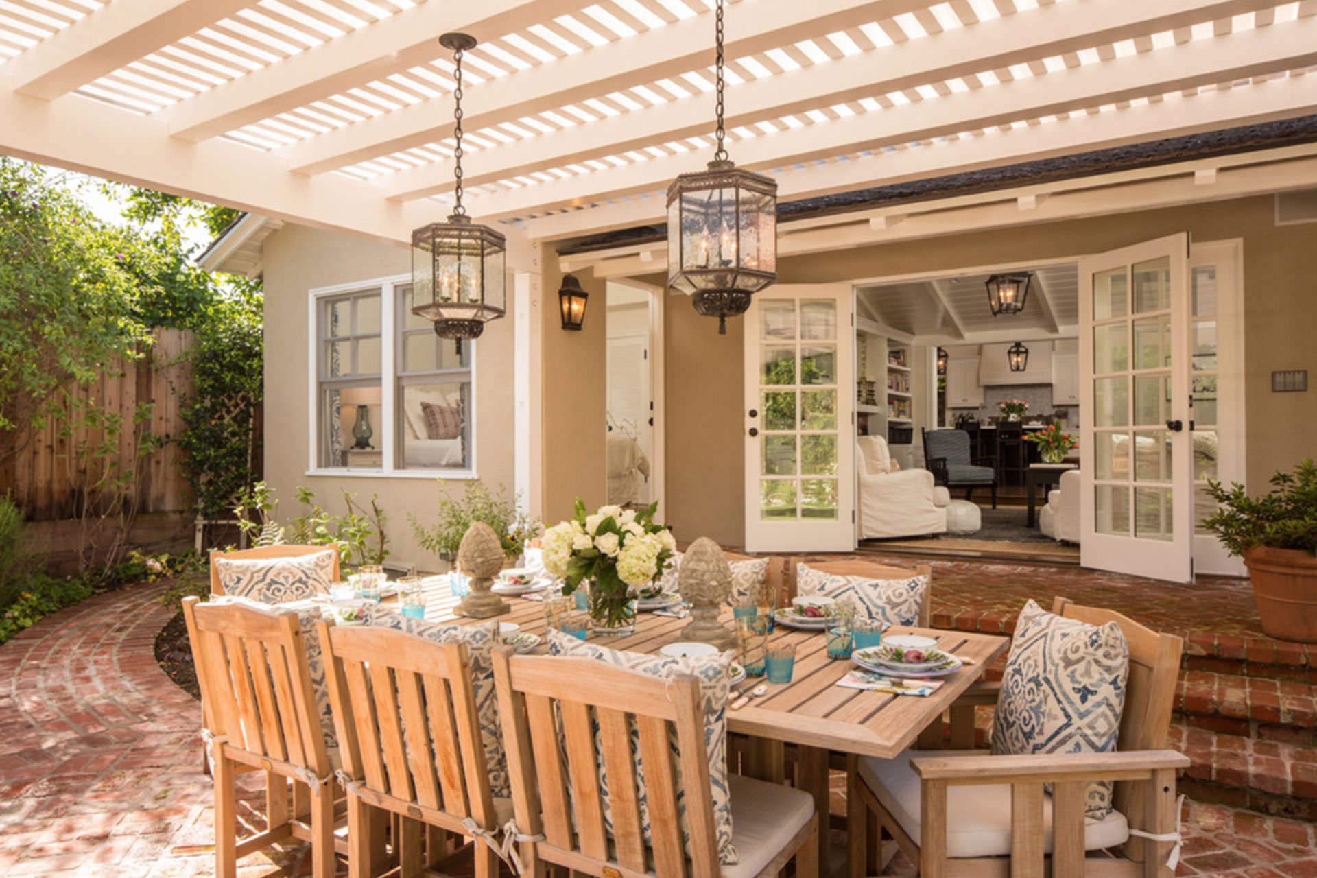 Five Pergola Lighting Ideas To Illuminate Your Outdoor Space
