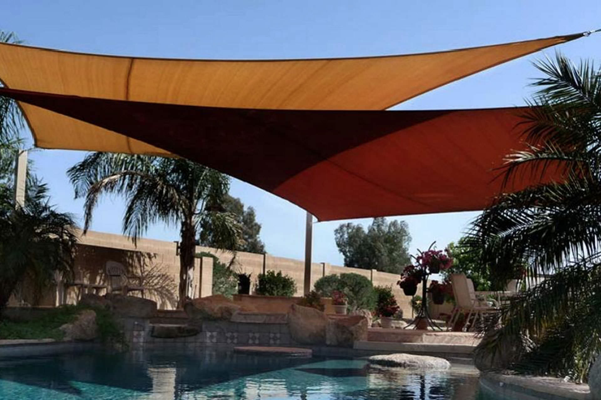 Pool Shade Ideas Shade Sails