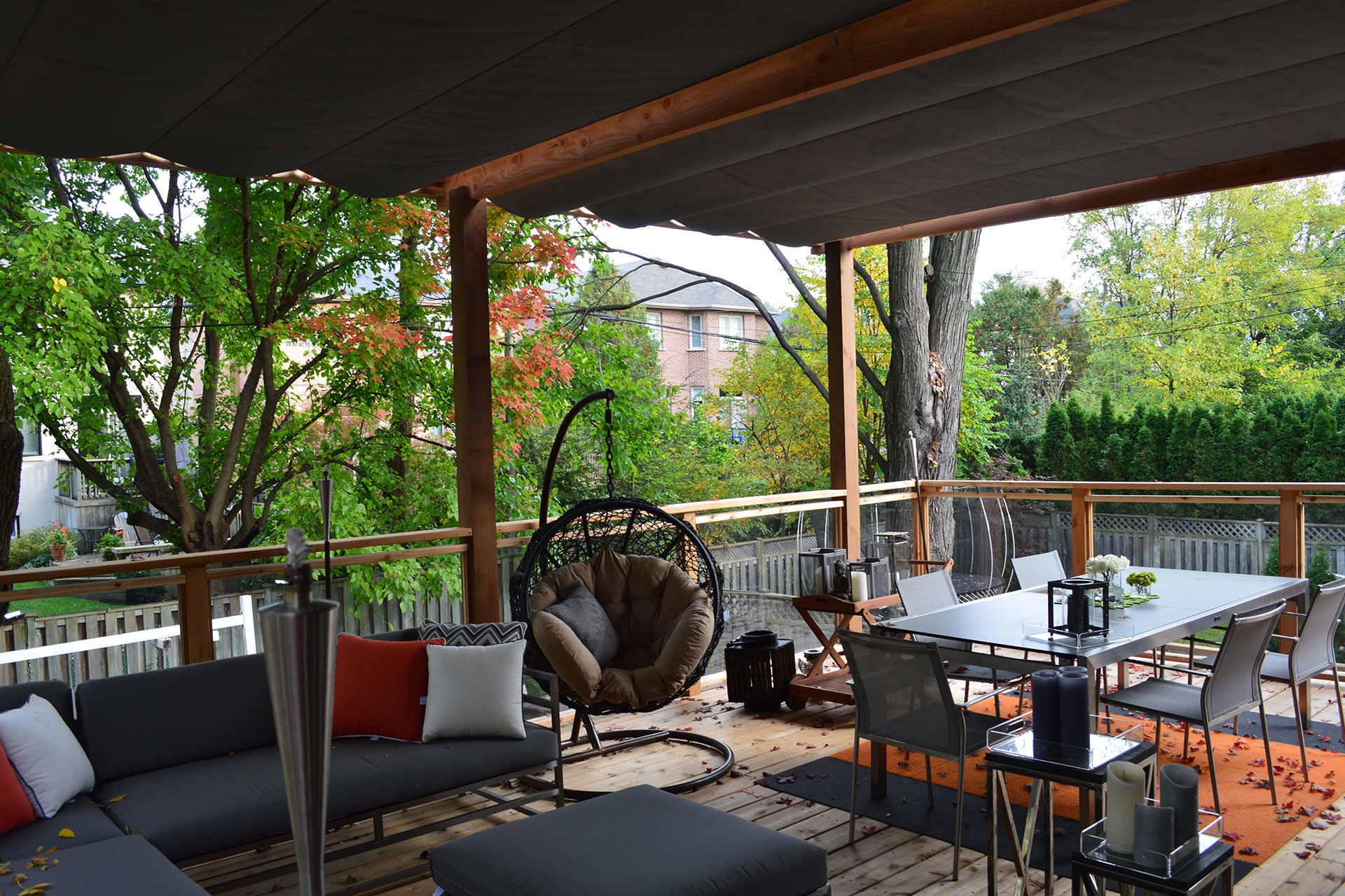 Retractable Patio Covers in North Toronto
