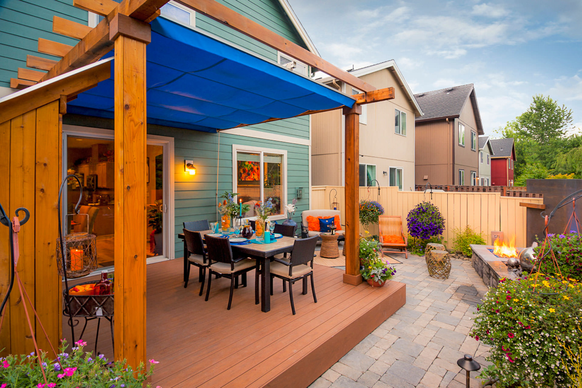 Retractable Patio Cover in Vancouver