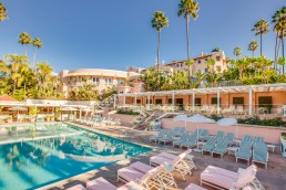 ShadeFX Canopies at the Beverly Hills Hotel