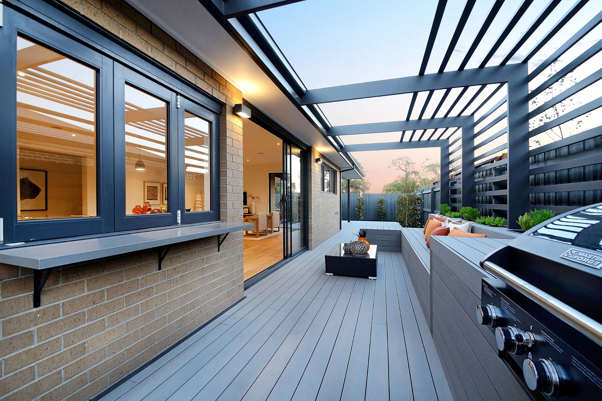 Planning an Outdoor Space: Blurred Lines Create ...