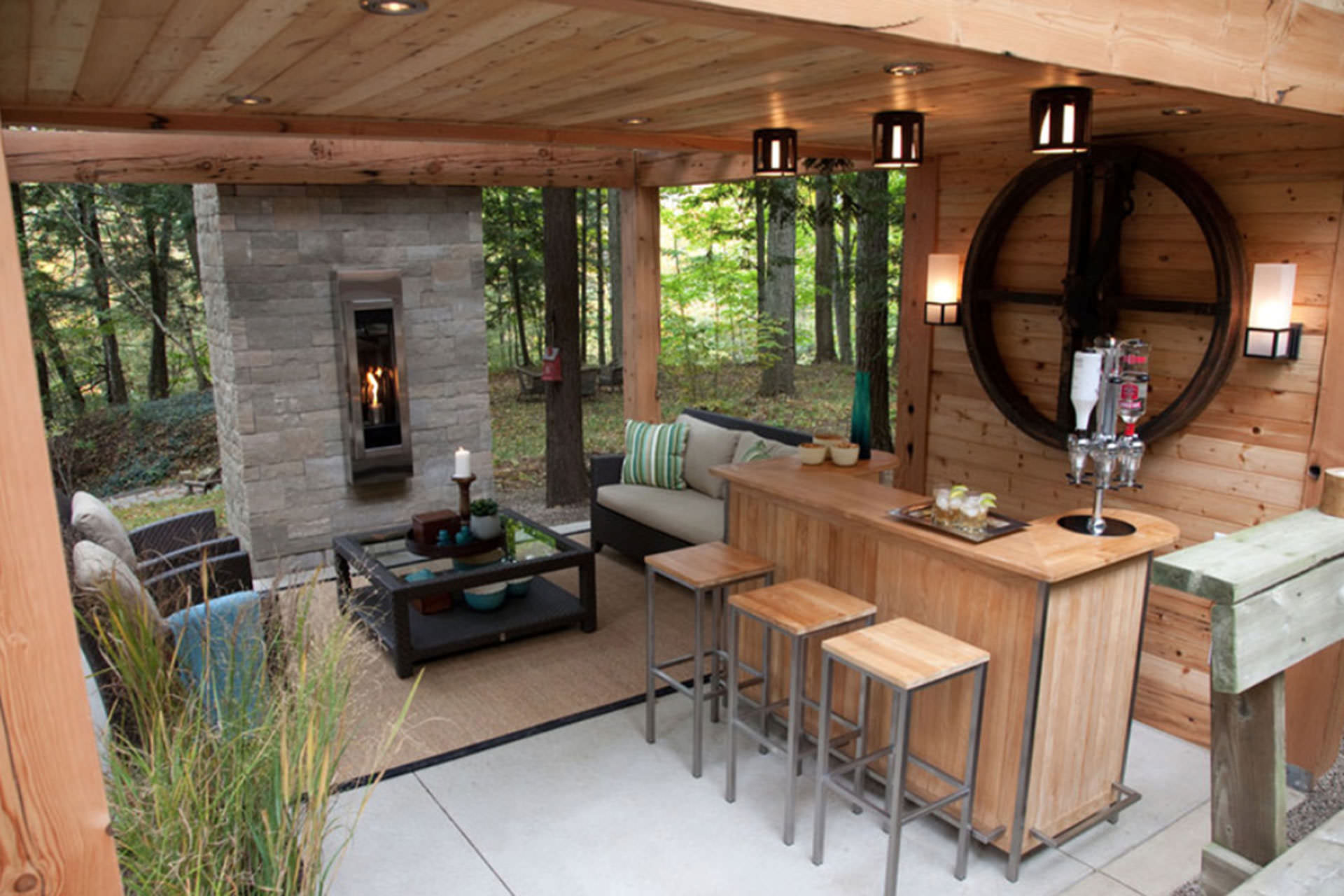 Superb Creating A Focal Point In Your Outdoor Space