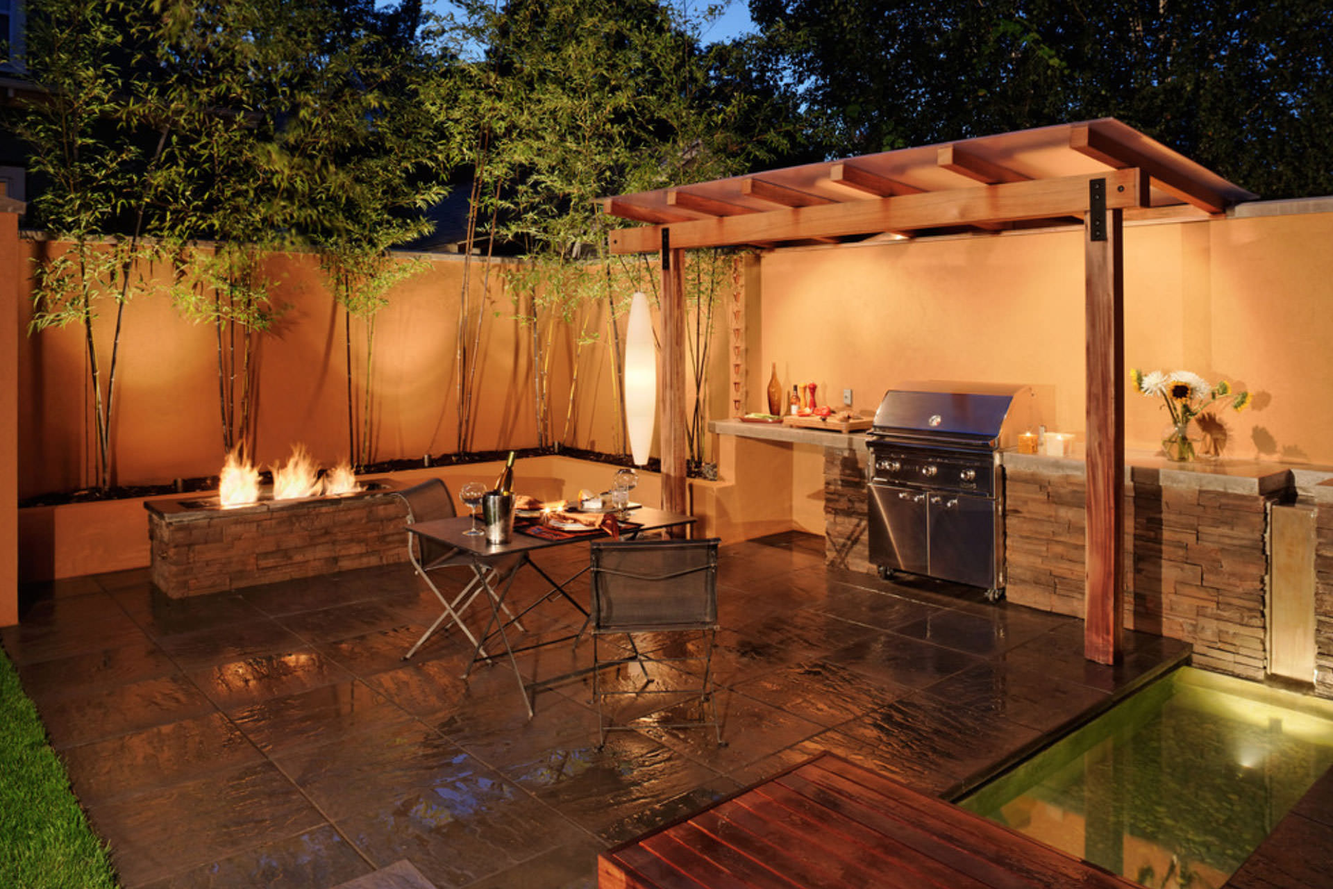 The right tools to turn your outdoor building ideas into - How to design outdoor lighting plan ...