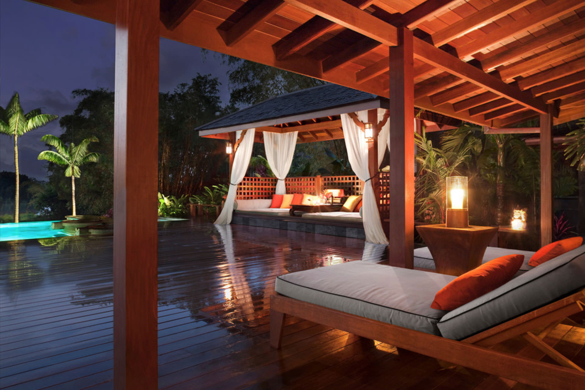 Outdoor Structures - Cabana