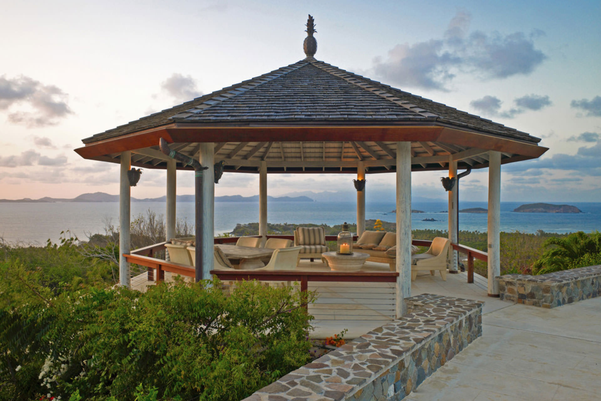 Outdoor Structures - Gazebo