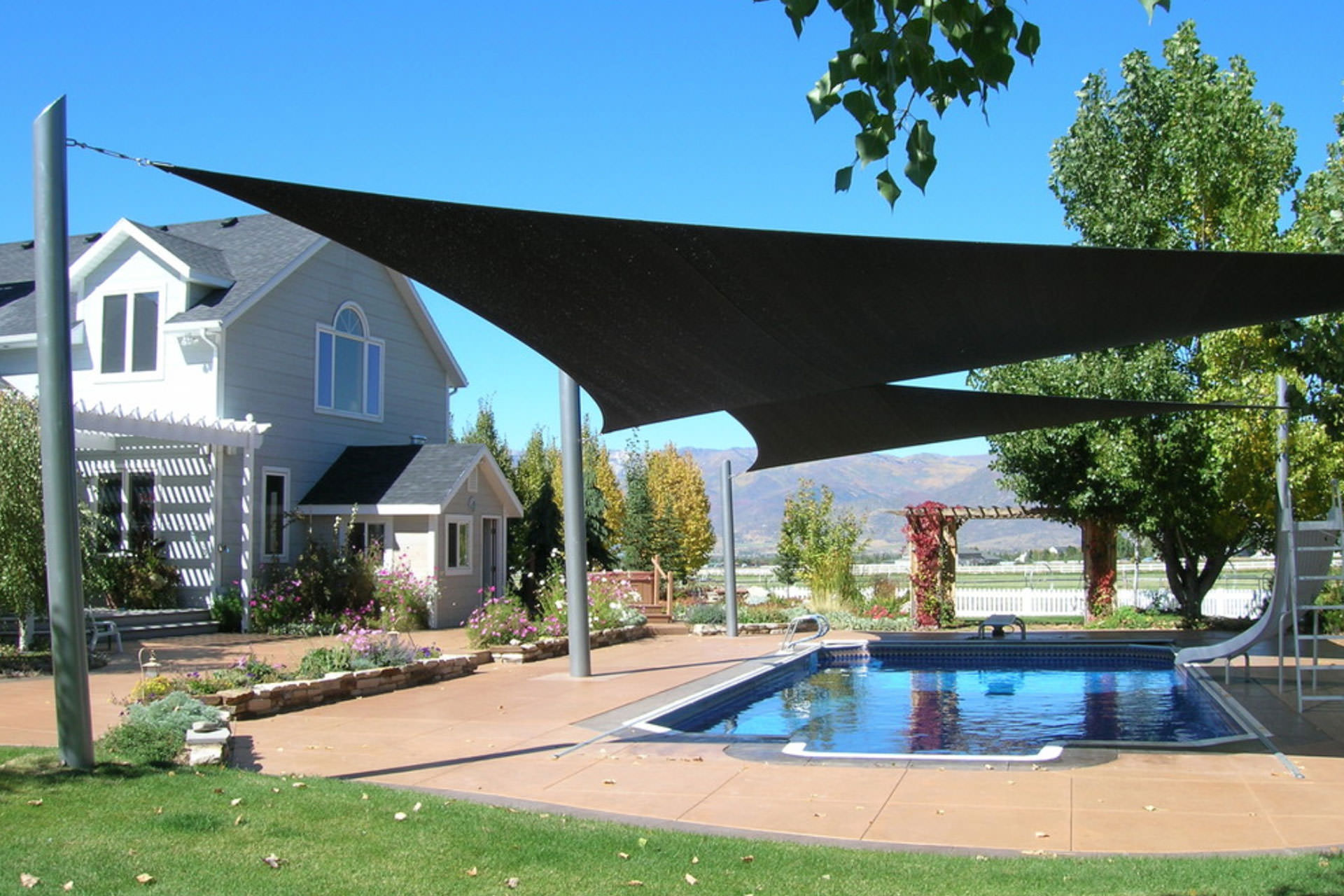 Outdoor Structure - Shade Sails