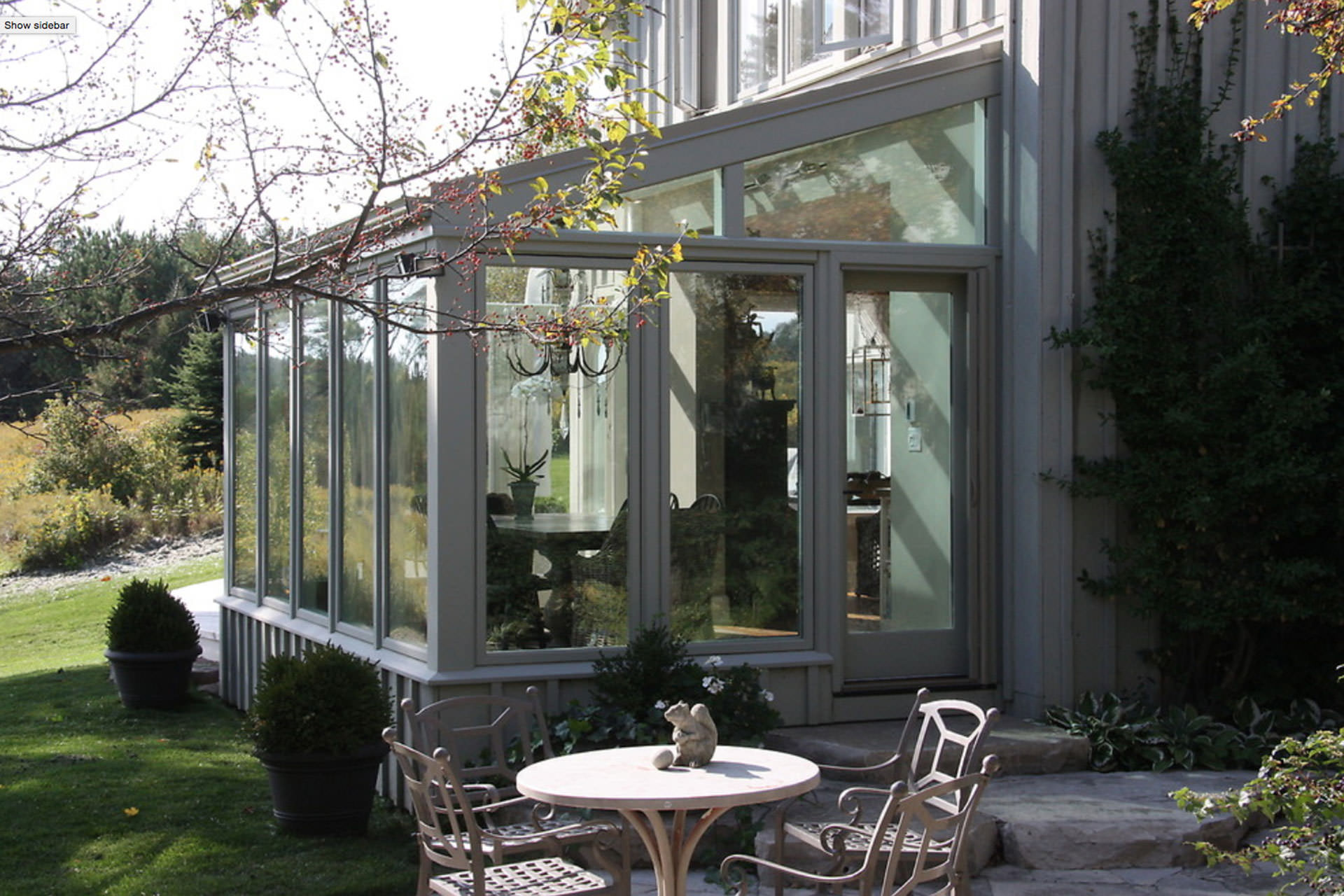 Outdoor Structures - Sunroom
