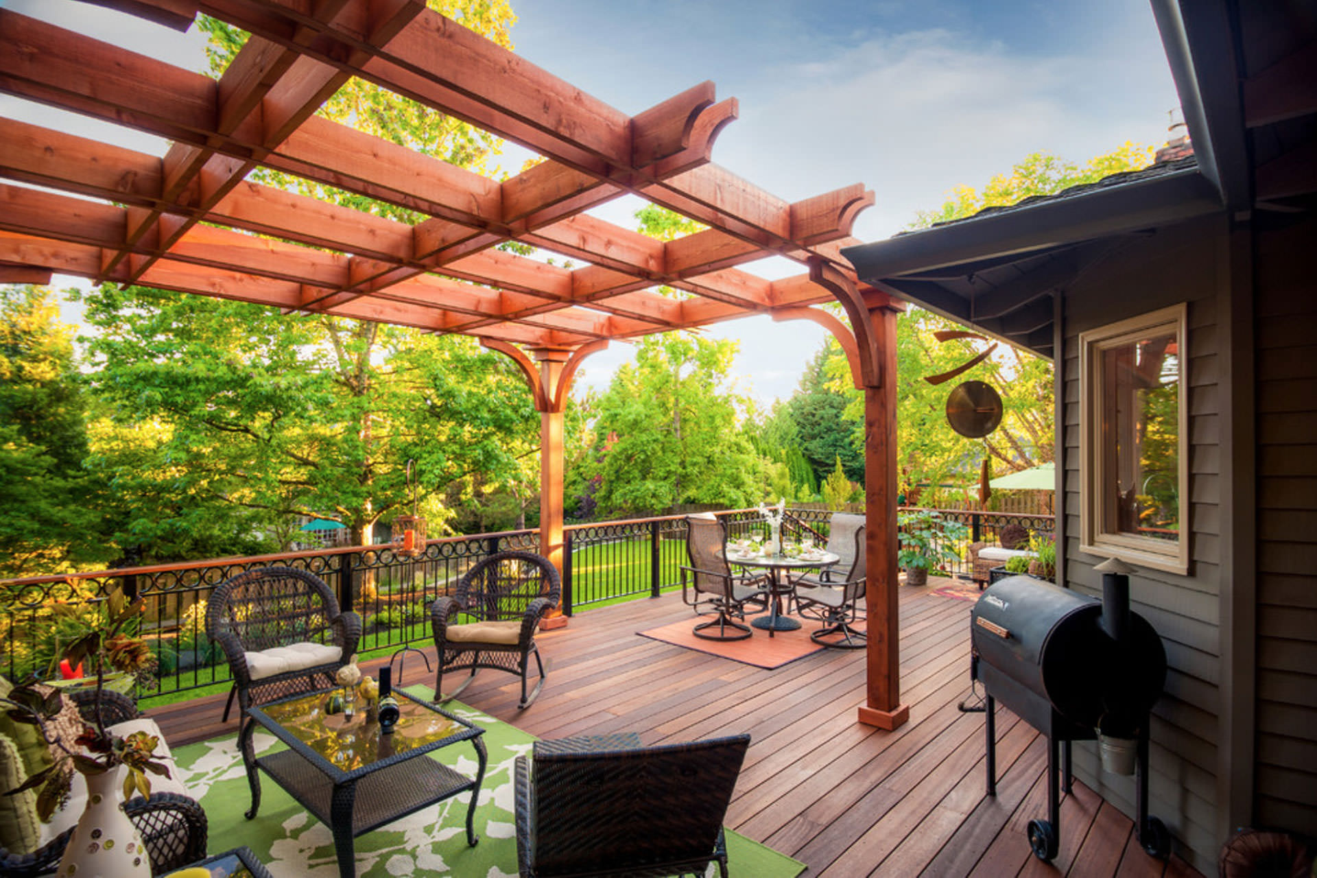 The complete guide to outdoor structures for Paradise restored landscaping exterior design