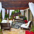 Pergola Curtain Guide