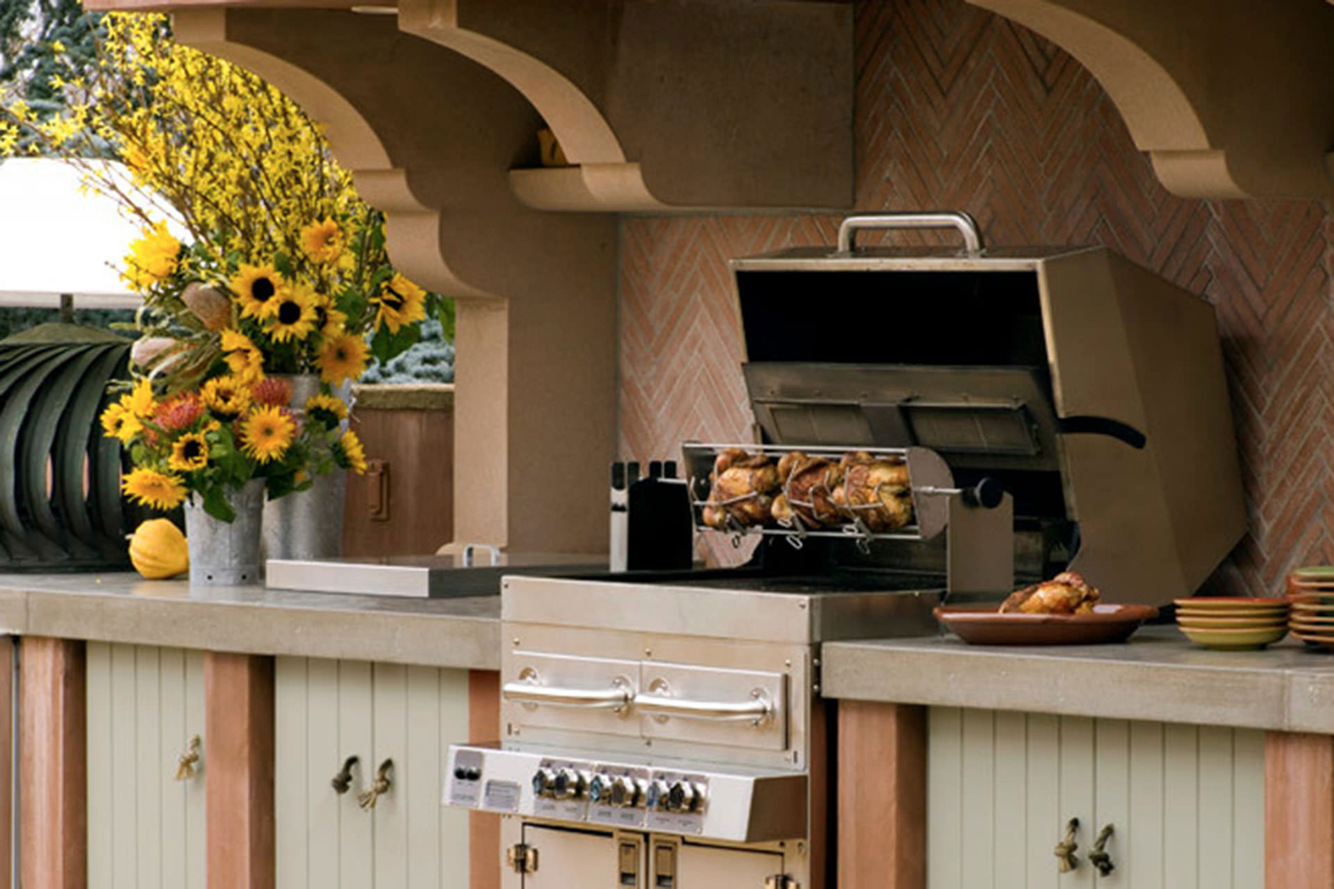 Building Your Dream Kitchen: Building The Dream Outdoor Kitchen