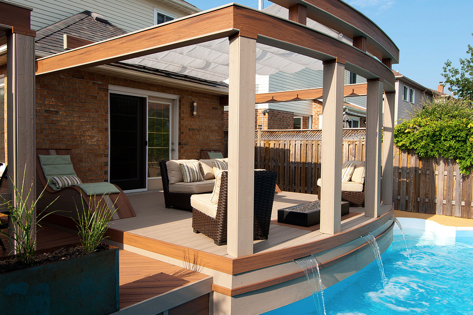 Retractable Patio Cover Hgtv S Decked Out