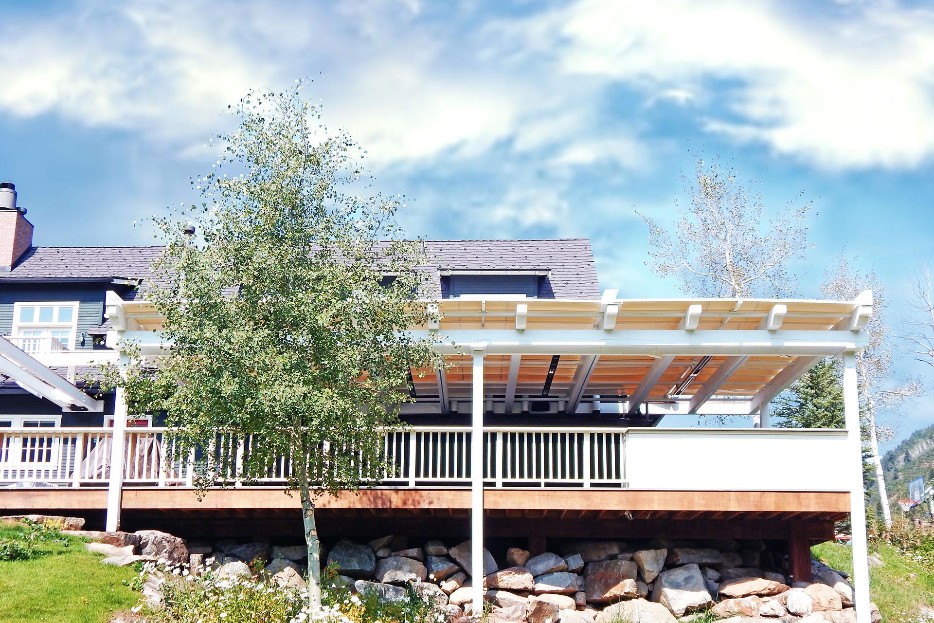 Retractable Roof Aspen Colorado 2