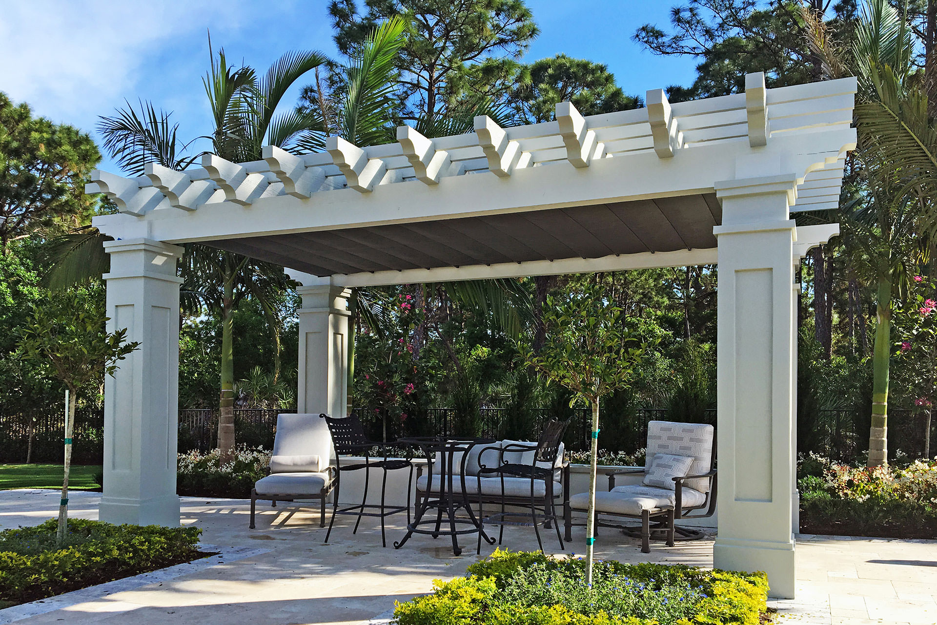 Retractable Shade Palm Beach Gardens Shadefx