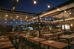benefits of protected patio seating