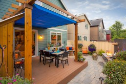 renovating your backyard