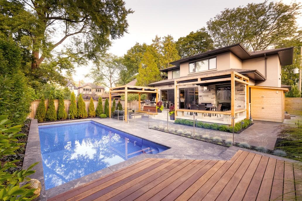 backyard renovations