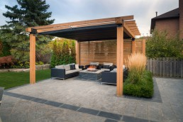 privacy to your backyard