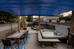 small outdoor spaces
