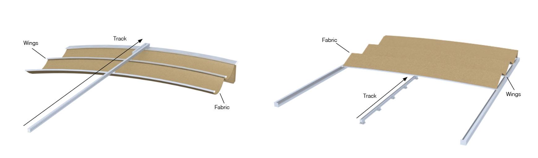 retractable canopy vs retractable roof